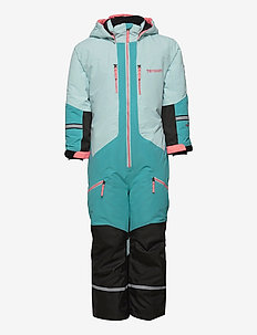 Dragon - snowsuit - light turquoise