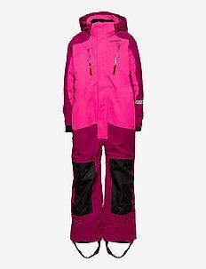 Dibbler - snowsuit - purple