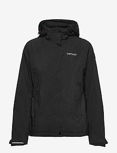 BISCAYA EVO JKT W - sports jackets - black