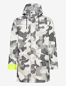 Norwick - rain coats - light grey
