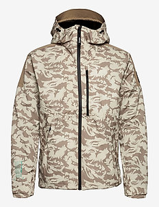 Crest MPC Extreme  M - outdoor- & regenjacken - light beige