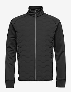 Lennox Jkt M - outdoor- & regenjacken - black