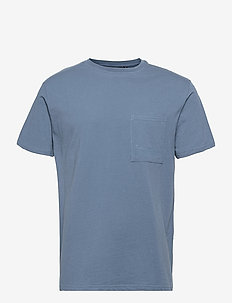 Seaside Tee M - sportoberteile - dark blue