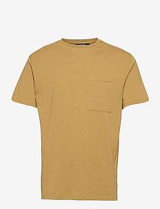 Seaside Tee M - t-shirts - olive