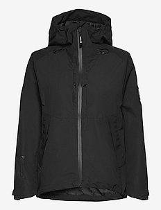Crest MPC Extreme W - frilufts- og regnjakker - black