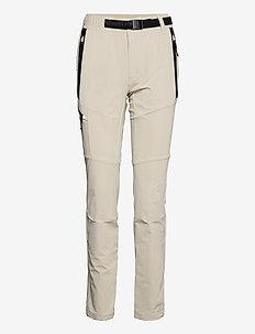 Imatra Pants W - friluftsbukser - light beige