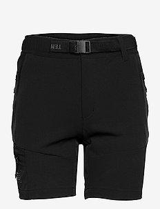 Imatra Shorts W - udendørsshorts - black