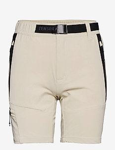 Imatra Shorts W - udendørsshorts - light beige