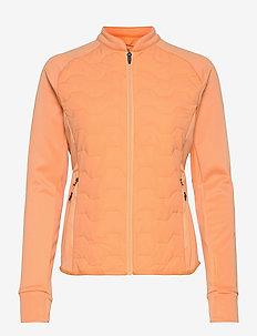 Lennox Jkt W - ulkoilu- & sadetakit - orange