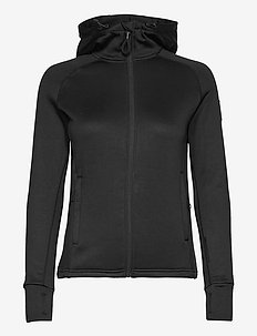 Icon Hoodie W - fleece - black