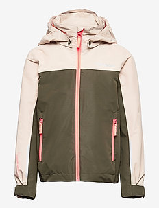 Wave Jacket jr - jassen - khaki