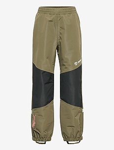 Shore pants jr - overall - khaki