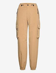 Barlee Pants W - friluftsbukser - beige