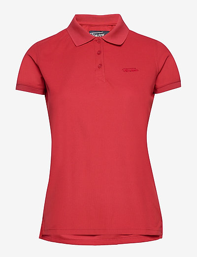 Fiona - poloer - red