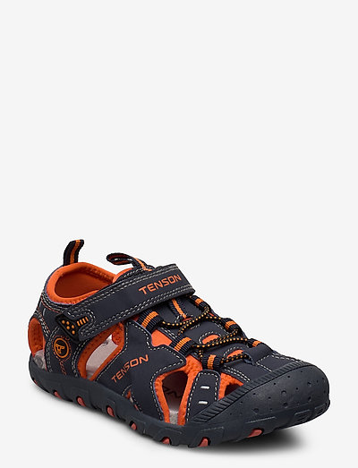 TEYAH - sandalen met riempjes - dark blue