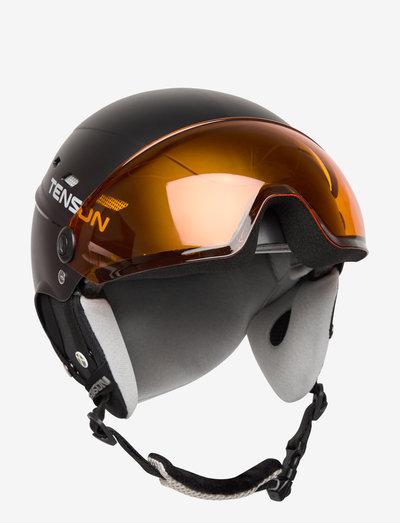 Core Visor - vinter sports tilbehør - black