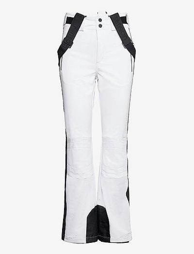Cora - skibukser - white