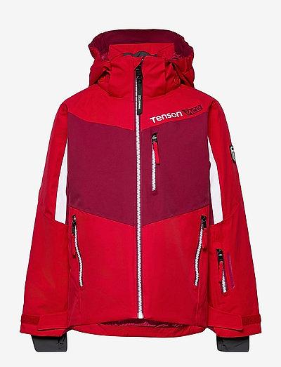 Flexi Race - ski jassen - red