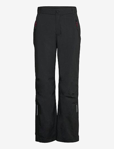 BISCAYA EVO PANTS W - træningsbukser - black