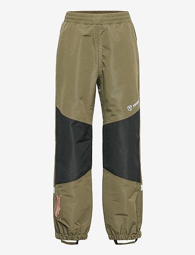 Shore pants jr - overall - khaki