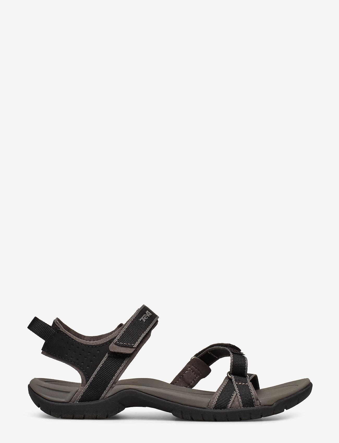 Teva - W Verra - flate sandaler - black - 1
