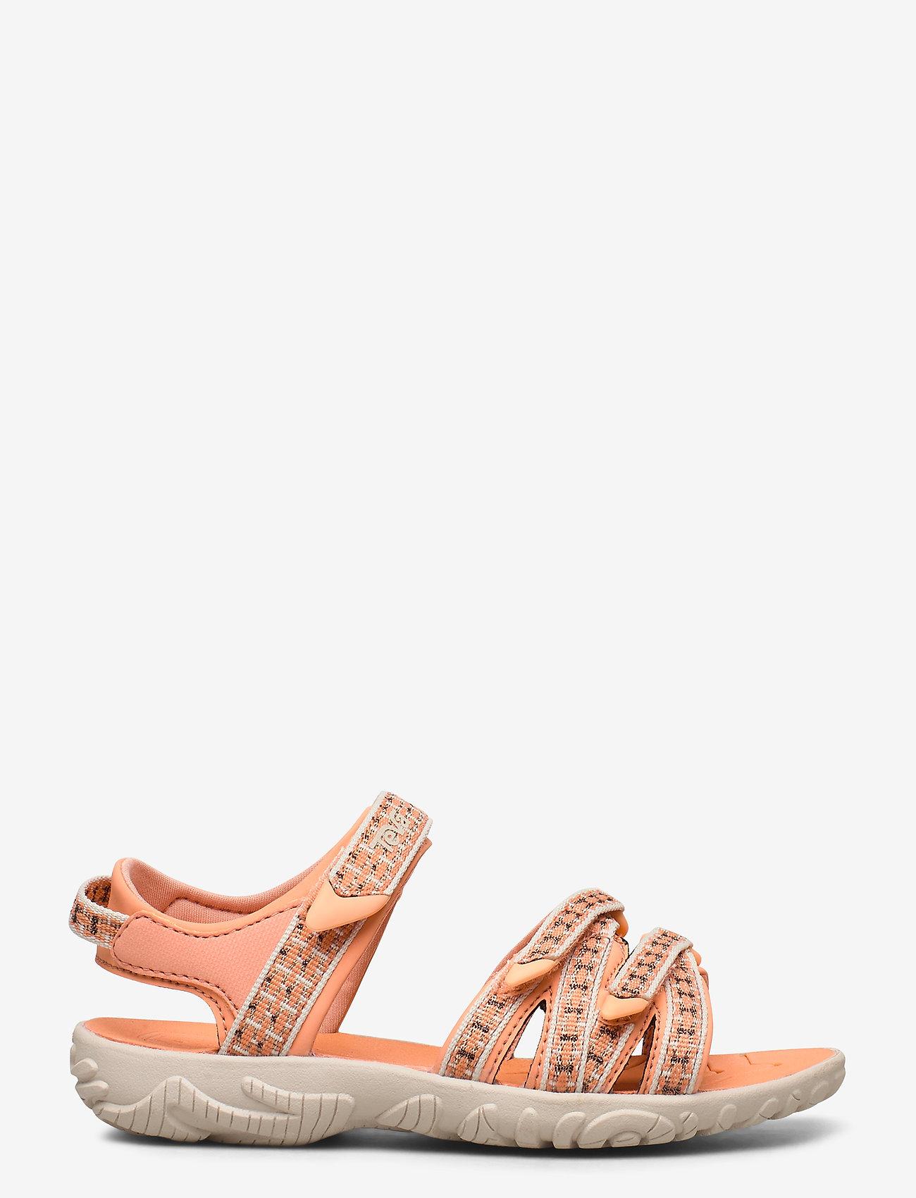 Teva - K Tirra - flate sandaler - camino metallic rose gold - 1