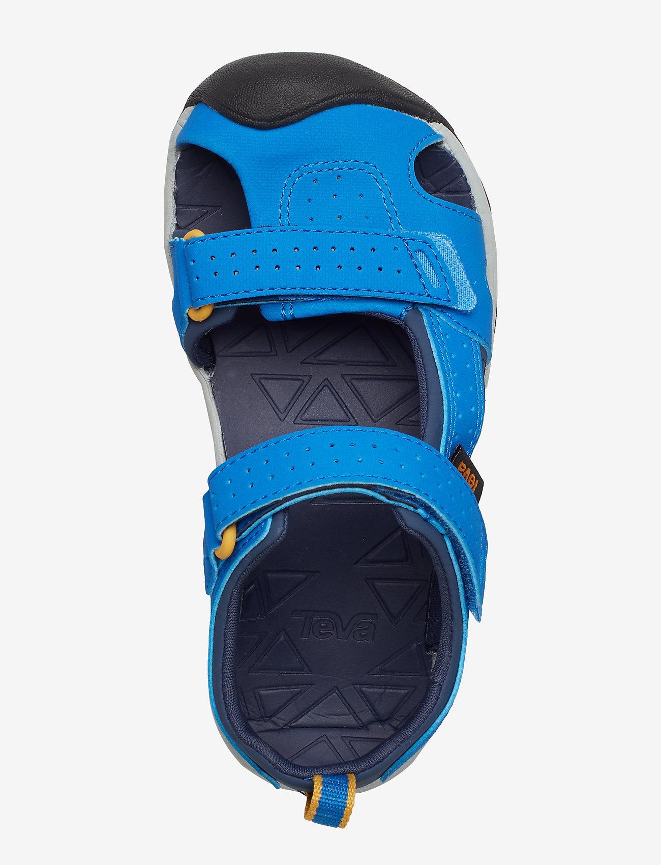 Teva K Hurricane Toe Pro Dazzling Blue