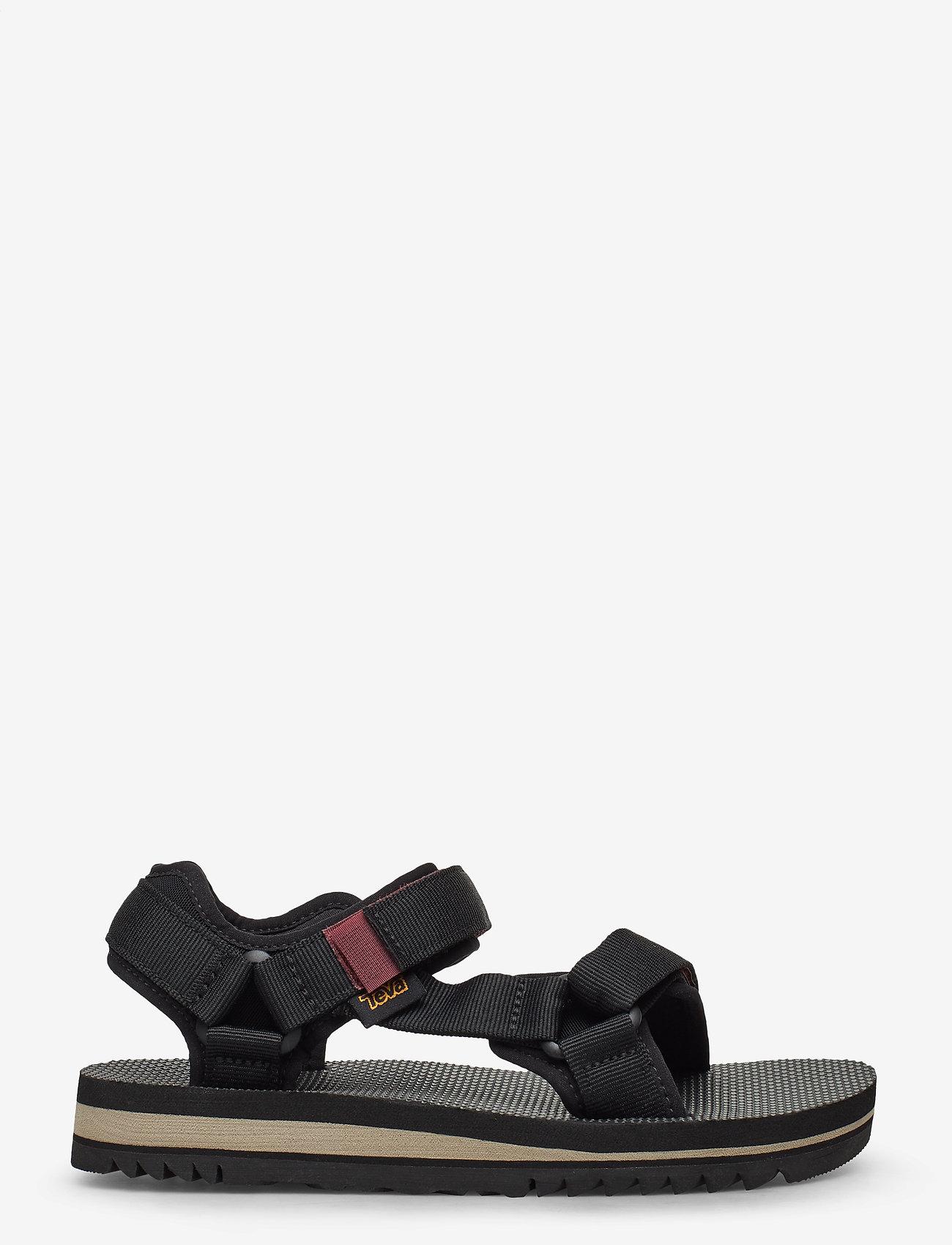 Teva - W Universal Trail - matalat sandaalit - black