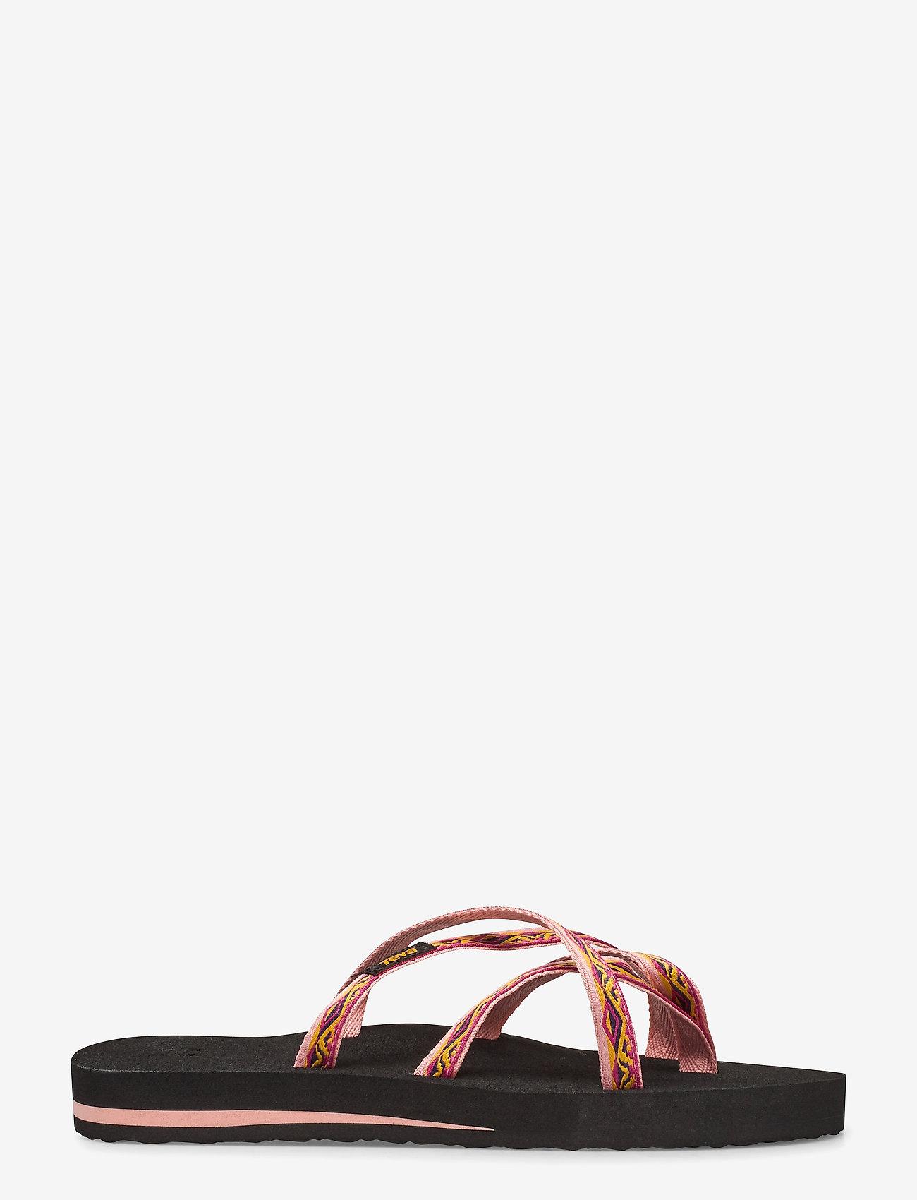 Teva - W Olowahu - flate sandaler - sari ribbon apricot blush - 1