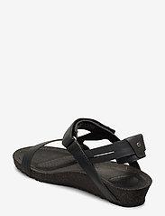 Teva - W Ysidro Universal - Metallic - flate sandaler - gunmetal - 2