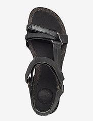 Teva - W Ysidro Universal Wedge - Metal - høyhælte sandaler - gunmetal - 3