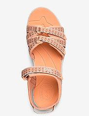 Teva - K Tirra - flate sandaler - camino metallic rose gold - 3
