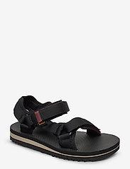 Teva - W Universal Trail - matalat sandaalit - black - 0
