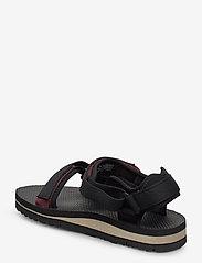 Teva - W Universal Trail - matalat sandaalit - black - 2