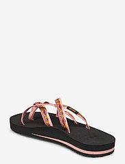 Teva - W Olowahu - flate sandaler - sari ribbon apricot blush - 2