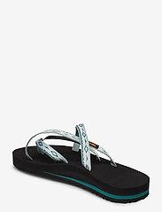 Teva - W Olowahu - flate sandaler - sari ribbon gray mist - 2