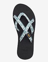 Teva - W Olowahu - flate sandaler - sari ribbon gray mist - 3