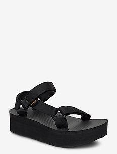 W Flatform Universal - flade sandaler - black