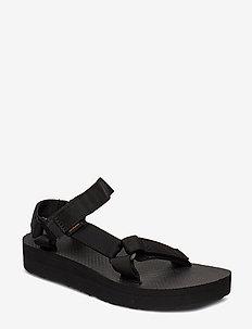 W Midform Universal - sandaler - black
