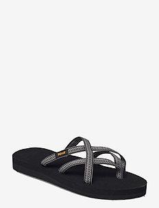 W Olowahu - flade sandaler - antiguous grey