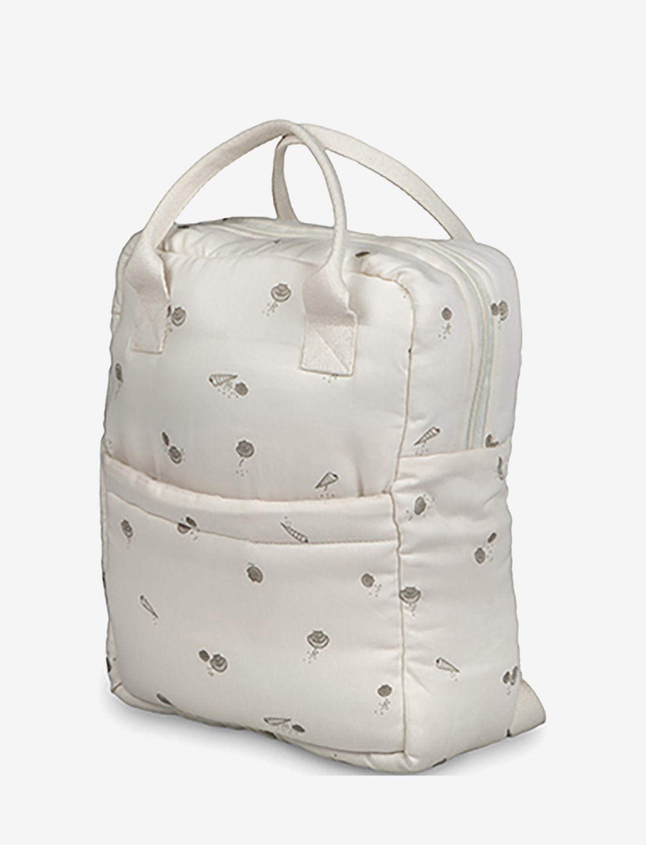 Backpack sea shell