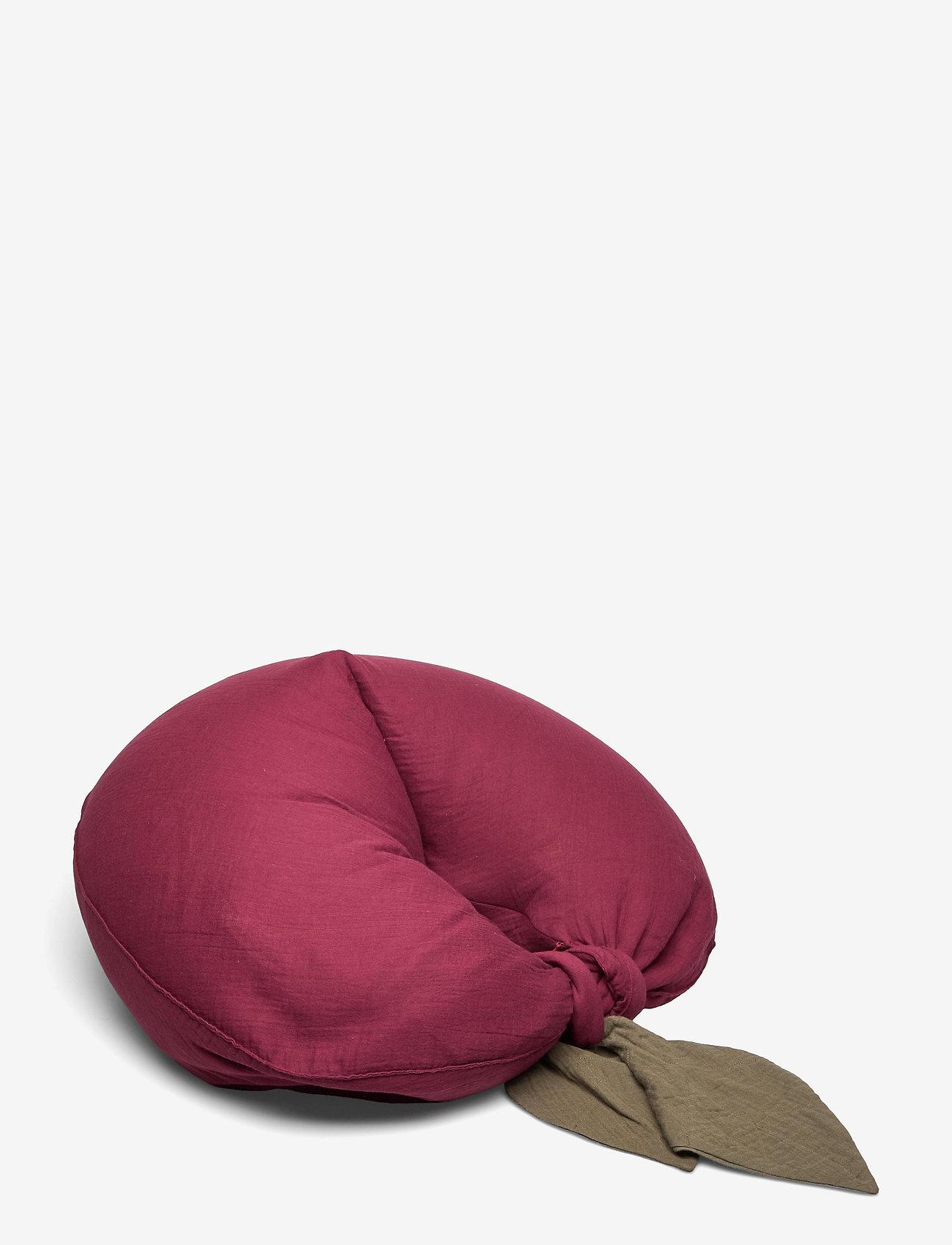 Nursing pillow large plum