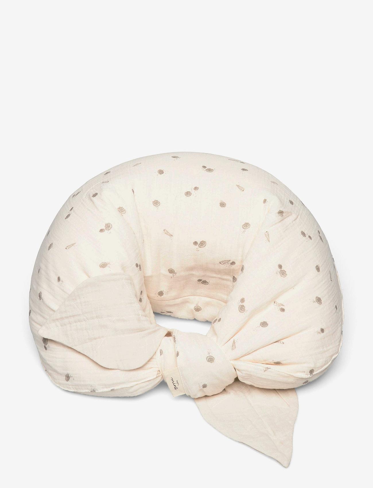 Nursing pillow sea shell