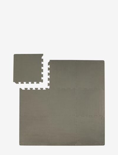 Foam play mat grey - play mats - grey