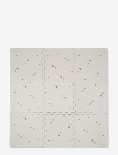 Foam play mat square - Clover meadow - play mats - clover meadow