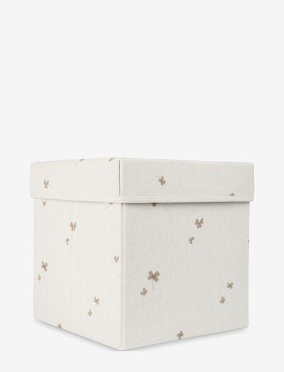 Storage box large - Clover - storage - clover meadow