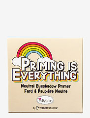The Balm - PRIMING IS EVERYTHING® Eyeshadow Primer - Ögonprimer - neutral primer - 2