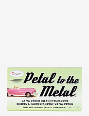 The Balm - PETAL TO THE METAL® SHIFT INTO OVERDRIVE Cream Eyeshadow - Øjenskyggepalet - overdrive - 2