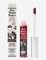The Balm - Meet Matt(e) Hughes Devoted - liquid lipstick - devoted - 0
