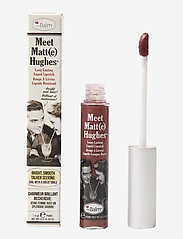 The Balm - Meet Matt(e) Hughes Charming - liquid lipstick - charming - 0